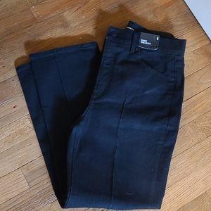 NWT Express black jeans Sz 8